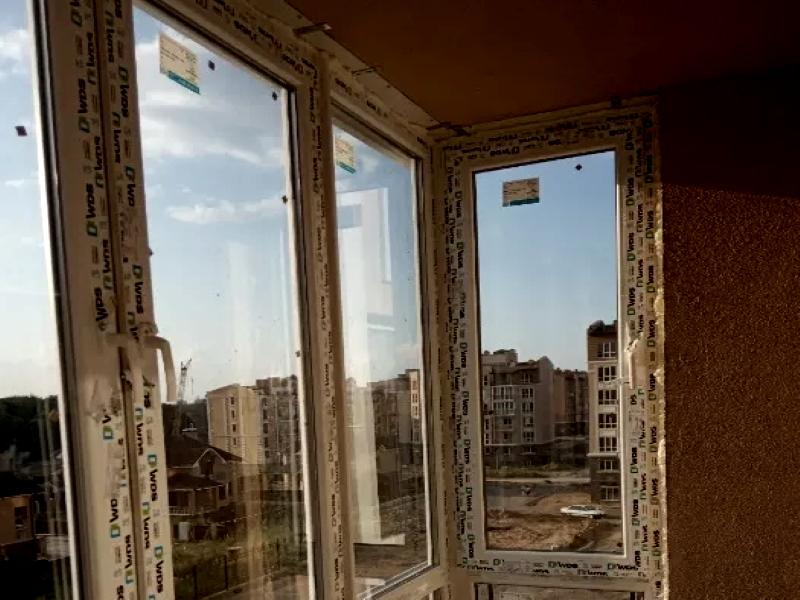 металопластикові вікна снятин1