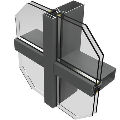 алюмінієві вікна талісман11