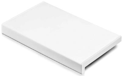 Підвіконня Кристаліт біле1