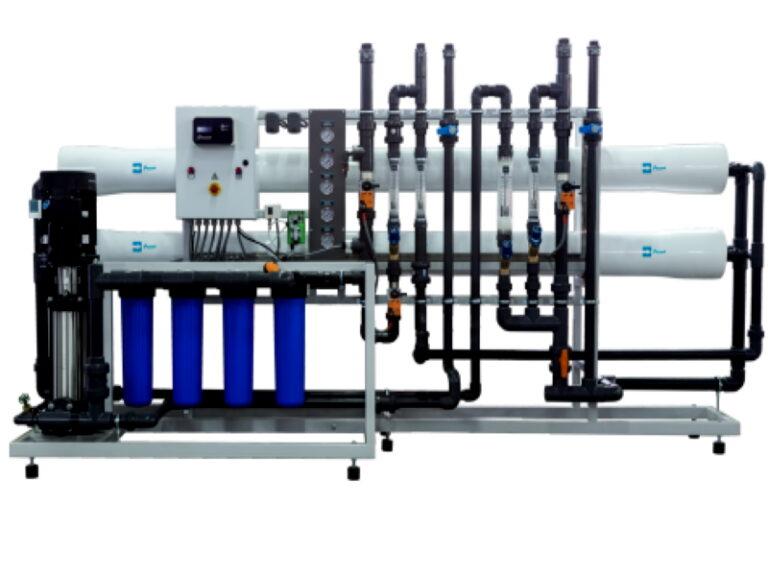промислові системи очистки води44