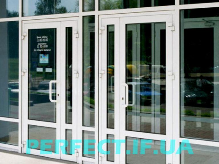 пластикові двері Стеко14